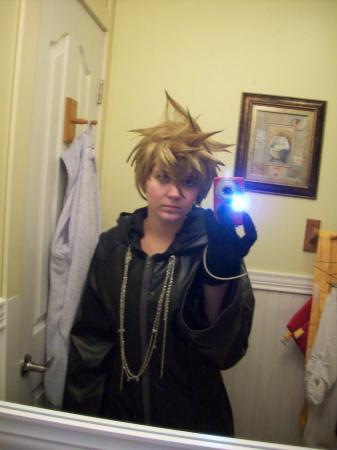 Roxas from Kingdom Hearts 358/2 Days
