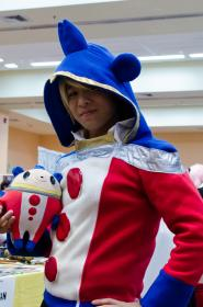 Teddie from Persona 4 worn by G