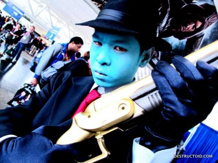 Jeego from Ghost Trick: Phantom Detective