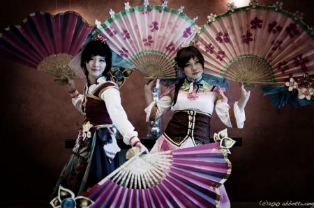 Xiao Qiao from Dynasty Warriors 5