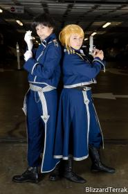 Riza Hawkeye from FullMetal Alchemist: Brotherhood