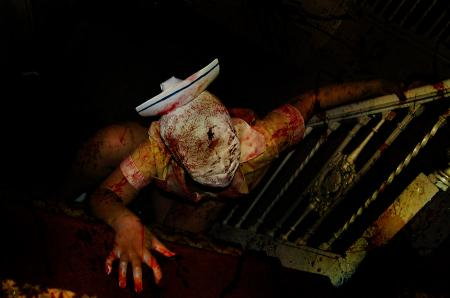 Zombie Nurse from Silent Hill