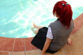 Gou Matsuoka from Free! - Iwatobi Swim Club worn by Anijess3