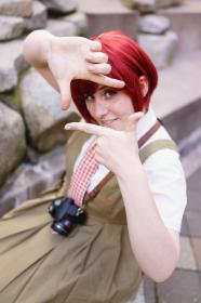 Mahiru Koizumi  from Super Dangan Ronpa 2 worn by Anijess3