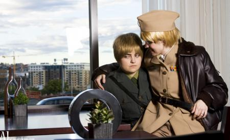 UK / England / Arthur Kirkland from Axis Powers Hetalia worn by ModernPrincess