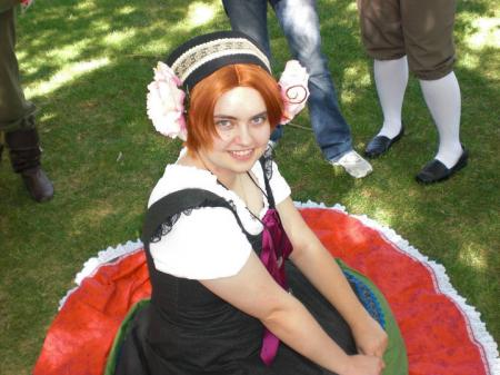 Chibitalia from Axis Powers Hetalia worn by ModernPrincess