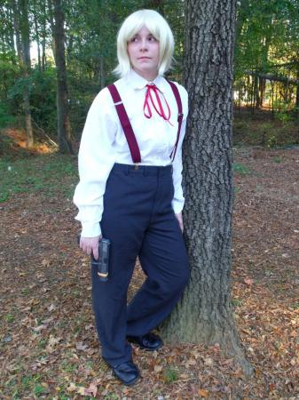 Liechtenstein from Axis Powers Hetalia worn by PuppetQueen