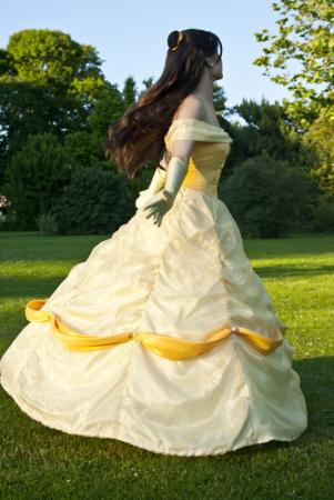 Belle from Beauty and the Beast worn by Ammie