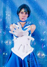 Sailor Mercury from Sailor Moon Crystal by Ammie