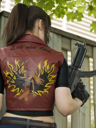 Claire Redfield from Resident Evil: Code Veronica