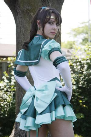 Eternal Sailor Jupiter from Sailor Moon Sailor Stars worn by Ammie