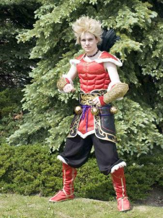 Gan Ning from Dynasty Warriors 6 worn by Ammie