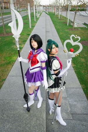 Eternal Sailor Pluto from Sailor Moon Sailor Stars worn by Ammie