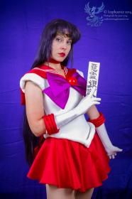 Sailor Mars from Sailor Moon Crystal by Ammie