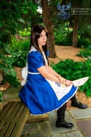 Alice from Alice: Madness Returns by Ammie