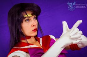 Super Sailor Mars from Sailor Moon Super S worn by Ammie