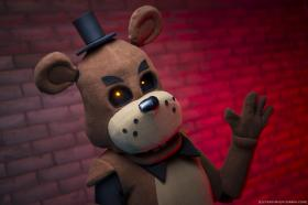 Freddy Fazbear from Five Nights at Freddy's