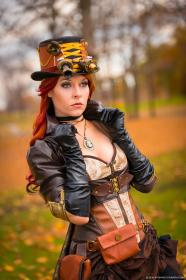 SteamPunk Girl from Original: Steampunk