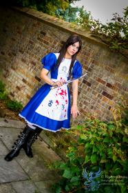 Alice from Alice: Madness Returns worn by Ammie