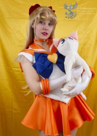 Super Sailor Venus from Sailor Moon Super S worn by Ammie