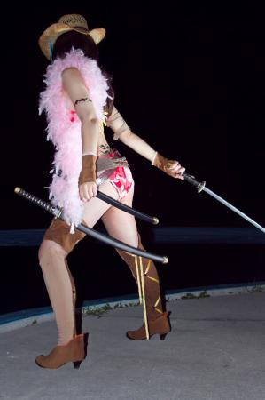 Aya from OneChanbara worn by Ammie