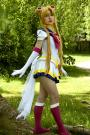 Super Sailor Moon from Sailor Moon Super S worn by Ammie
