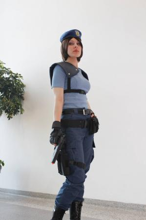 Jill Valentine from Resident Evil worn by Ammie