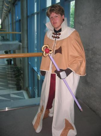 Mage from Ragnarok Online worn by Firien