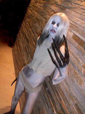 The Witch from Left 4 Dead worn by kataimiko