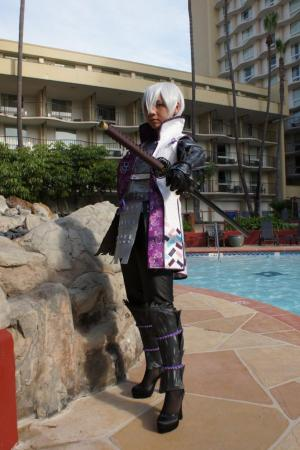 Ishida Mitsunari from Sengoku Basara 3 worn by Tiffany