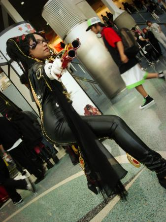 Bayonetta from Bayonetta worn by Tiffany