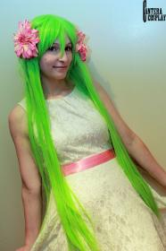 Shaymin from Pokemon worn by Barracuda