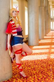 Sheryl Nome from Macross Frontier worn by Barracuda