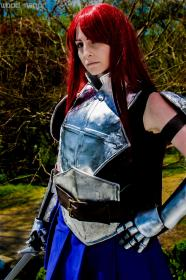 Erza Scarlet from Fairy Tail worn by Barracuda