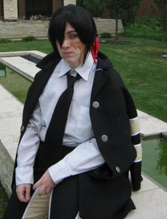 Xanxus from Katekyo Hitman Reborn!
