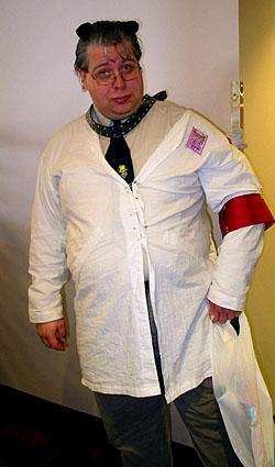 Rik Heisenberg from Di Gi Charat