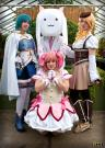 Kyubey from Madoka Magica worn by jackoftrades
