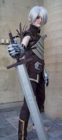 Fenris from Dragon Age 2 by jackoftrades