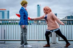 Akihito Kanbara from Beyond the Boundary worn by jackoftrades