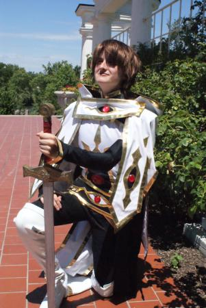 Suzaku Kururugi from Code Geass R2 worn by jackoftrades