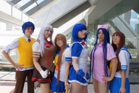 Shuuyu Koukin from Ikki Tousen worn by jackoftrades