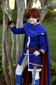 Eliwood from Fire Emblem: Blazing Sword