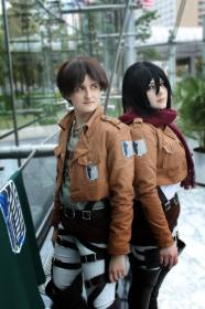 Eren Yeager from Attack on Titan worn by jackoftrades