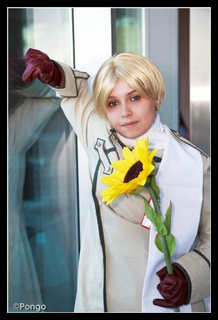 Russia / Ivan Braginski from Axis Powers Hetalia