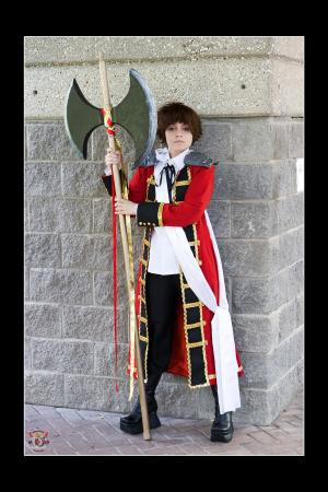 Spain from Axis Powers Hetalia worn by Izaya