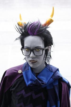 Eridan Ampora from MS Paint Adventures / Homestuck worn by Shikarius