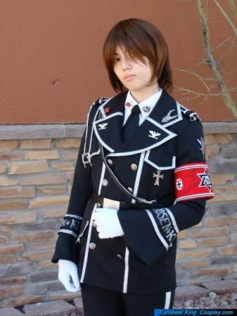 Dietrich von Lohengrin from Trinity Blood worn by Shikarius