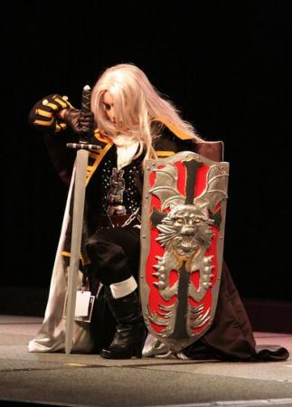 Alucard from Castlevania: Symphony of the Night worn by Shikarius
