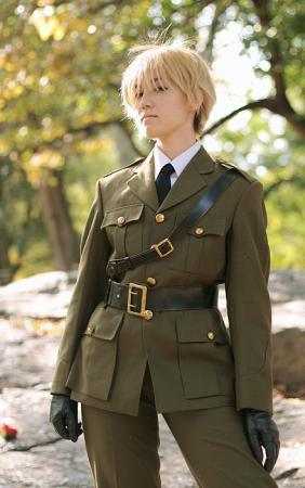 UK / England / Arthur Kirkland from Axis Powers Hetalia worn by Shikarius