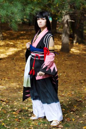 Yukimura Chizuru from Hakuouki Shinsengumi Kitan 